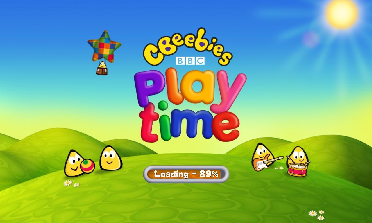 cbeebies playtime app