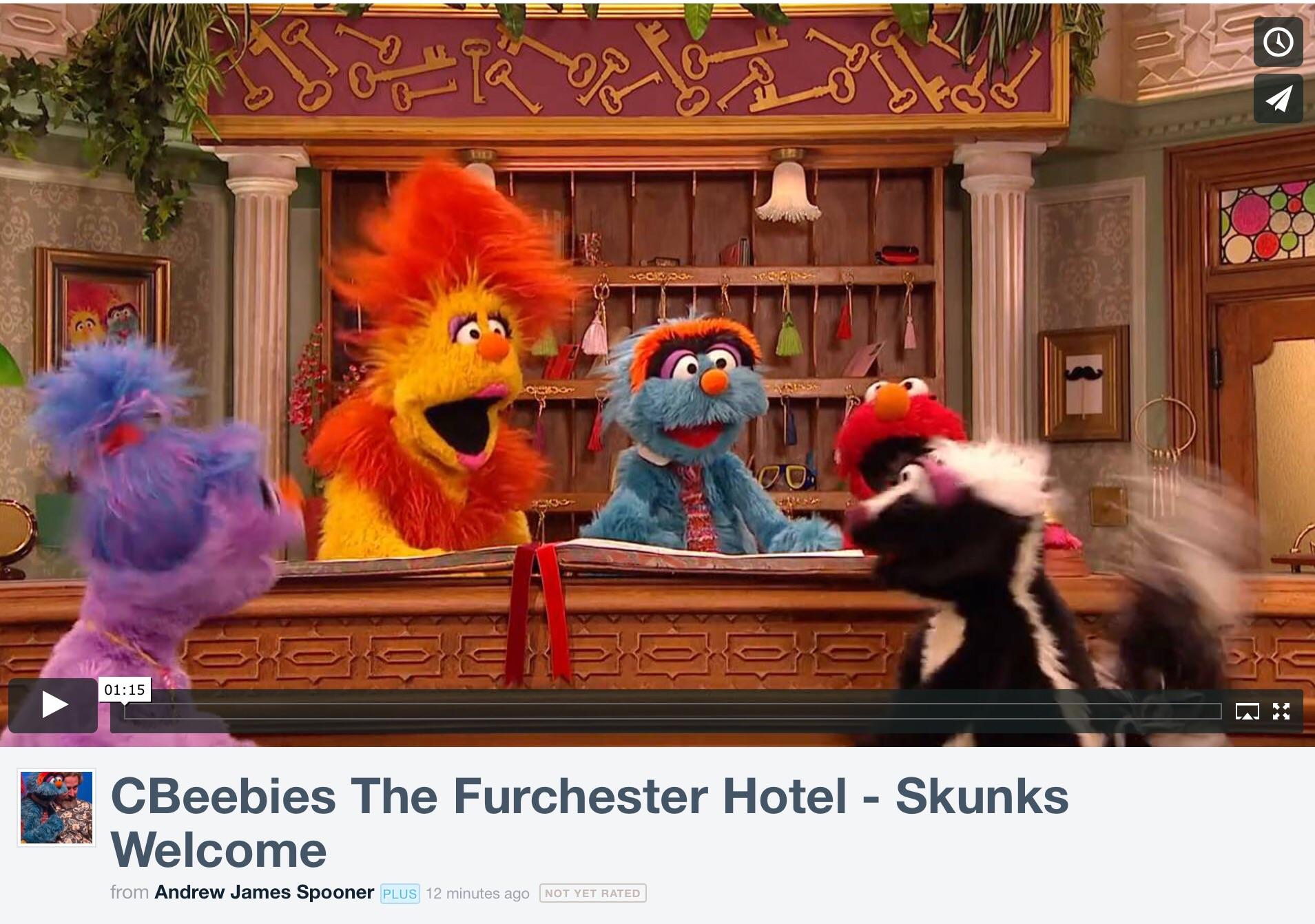 new furchester episodes
