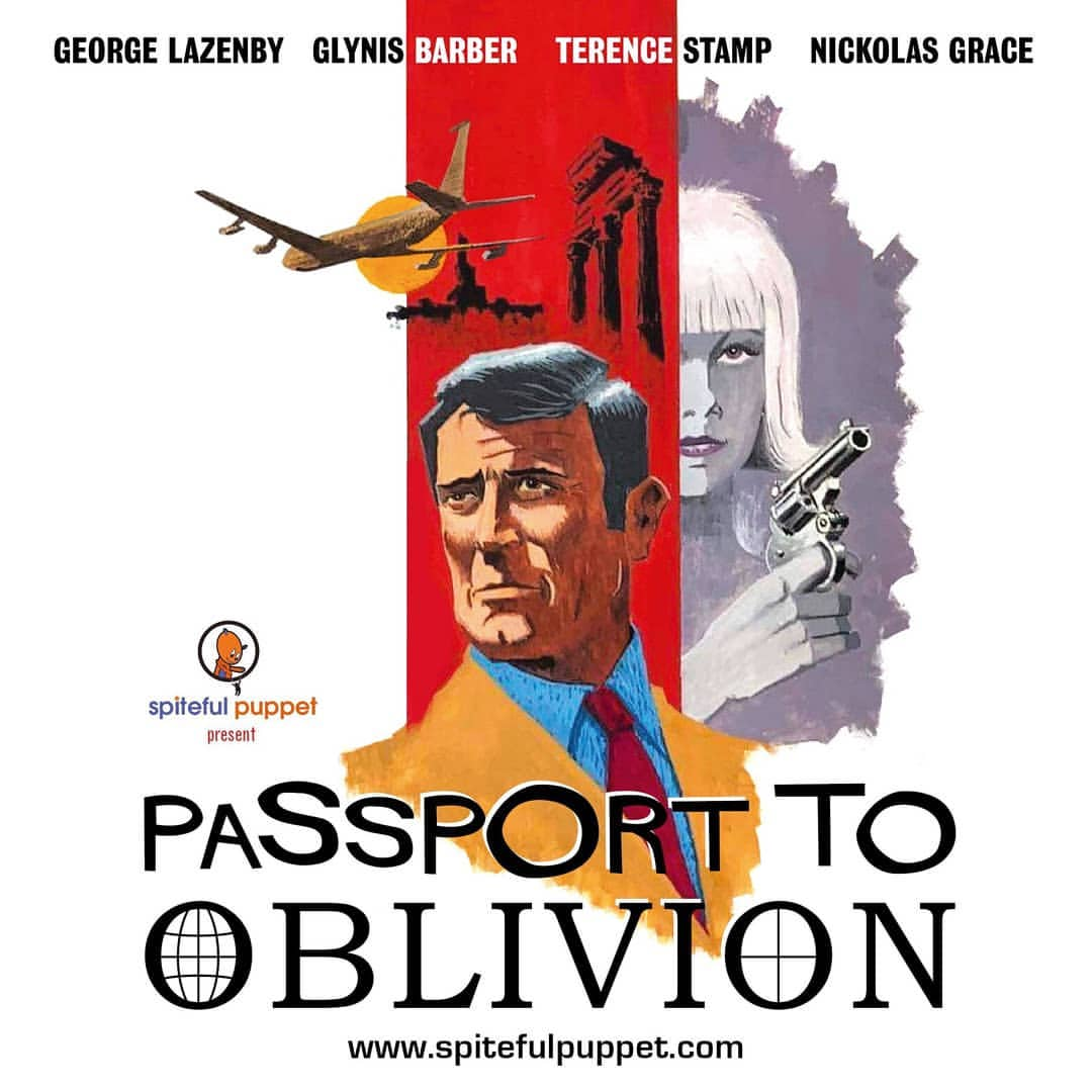 PASSPORT TO OBLIVION
