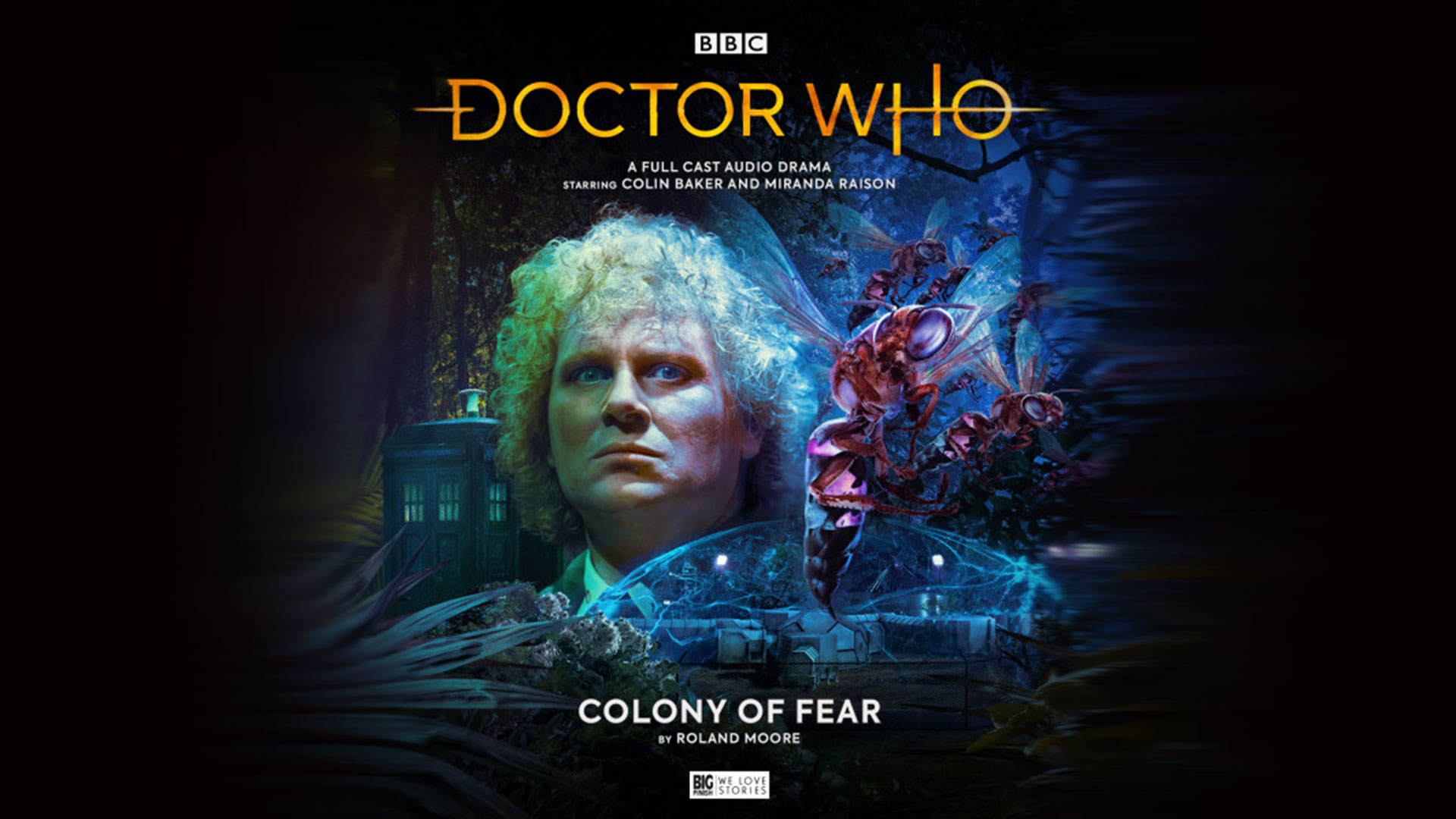 Doctor Who - Colony Of Fear